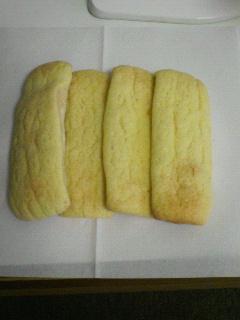 3月25日のメロンパン